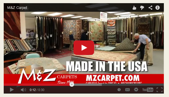 M and Z Carpet Video