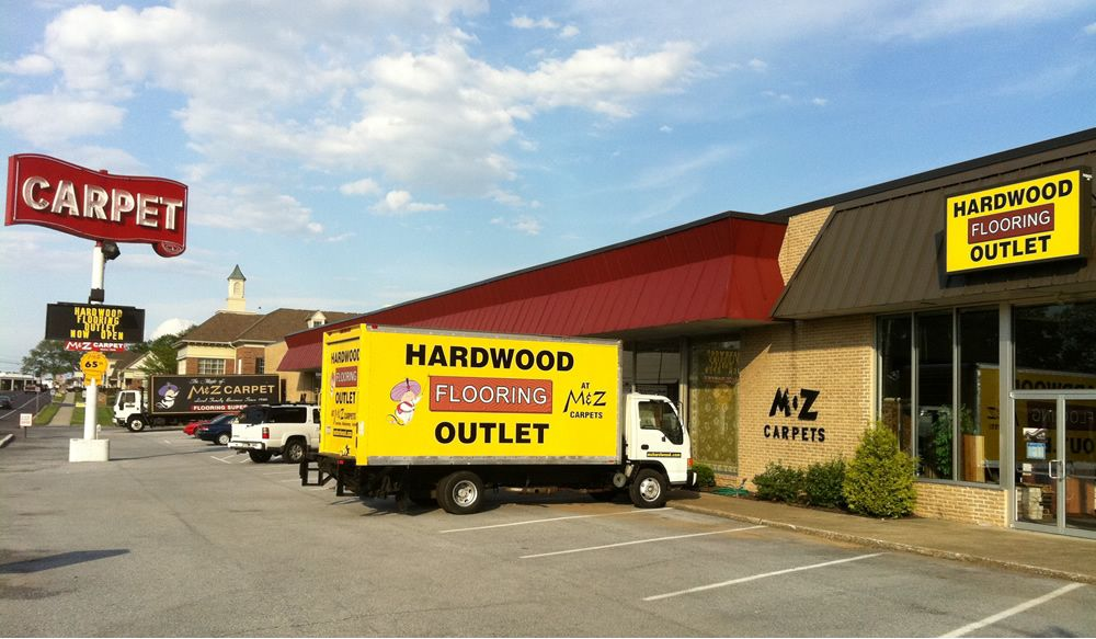 Harrisburg Hardwood Flooring Outlet