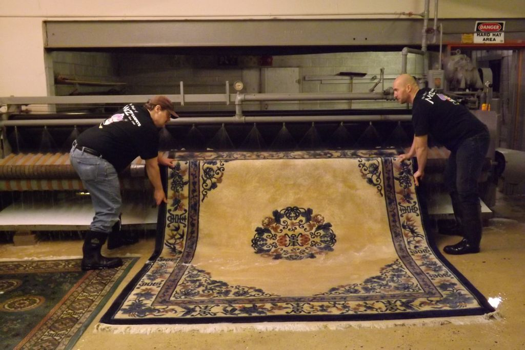 Professional Rug Cleaning Methods