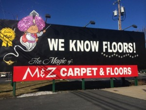 M & Z Carpet - We Know Floors!