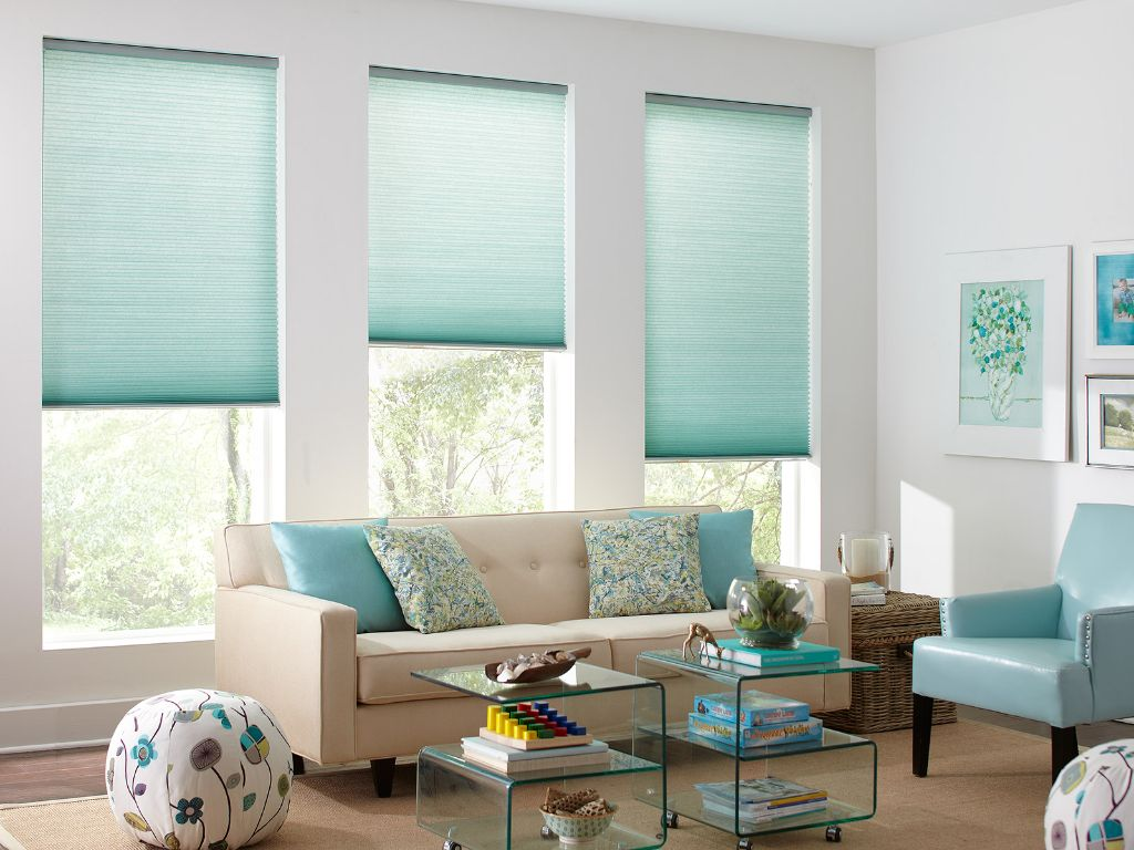 Custom Shades and Blinds