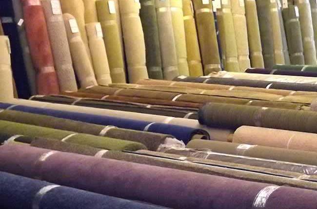 Carpet and Flooring Remnants